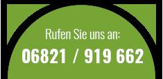 Telefonnummer: 06821 / 919 662